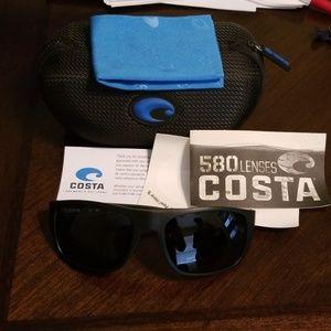 Costa 580 lens Mens, plus case